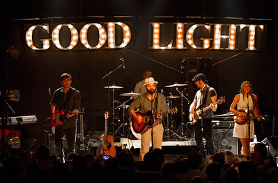 Drew Holcomb and the Neighbors - Lincoln Theatre -  Raliegh - 2013