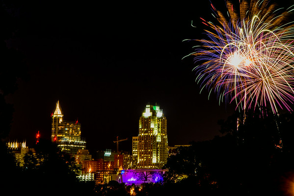 Raleigh July 4th 2014