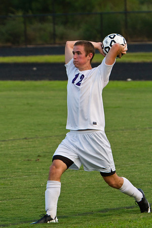 Holly Springs Boys vs Fuquay  9.9.2013