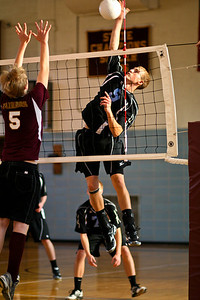 C. Milton Wright Boys Volleyball
